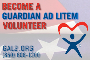 Become A Guardian ad Litem Volunteer -- Learn How You Can Help gal2.org (850) 616-1200