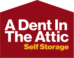 Logo: A Dent In The Attic