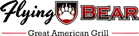Logo: Flying Bear Great American Grill