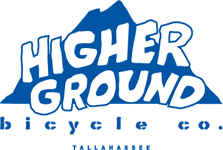 Logo: Higher Ground Bicycle Company
