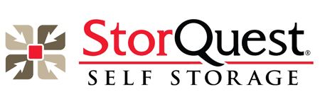 Logo: StorQuest Self Storage