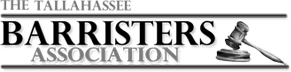 Logo: The Tallahassee Barristers Association