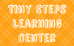 Logo: Tiny Steps Learning Center