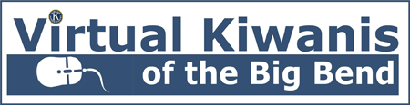 Logo: Virtual Kiwanis of the Big Bend