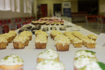 Cupcakes at CAII Cupcakes and Cookies for Kids on April 18, 2015 in Tallahassee, Florida