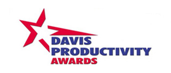 Logo --- Davis Productivity Awards