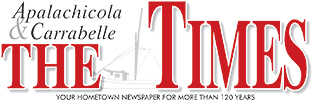 Logo: The Times Apalachicola and Carrabelle