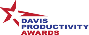 Logo: Davis Productivity Awards