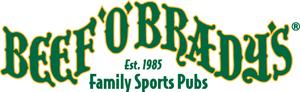 Beef O'Brady's Logo