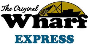 The Wharf Express Logo