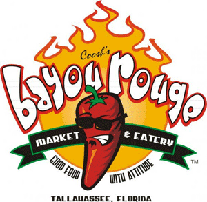Coosh's Bayou Rouge Logo