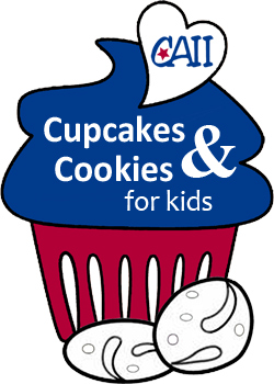 Logo: CAII Cupcakes and Cookies for Kids