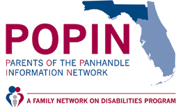 Logo: Parents of the Panhandle Information Network