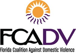 Florida Coalition Against Domestic Violence Logo