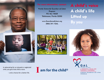 Florida Guardian ad Litem Program Brochure