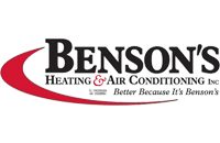 Benson's Heating and Air Conditioning