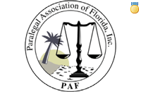 Big Bend Chapter of the Paralegal Association of Florida, Inc.